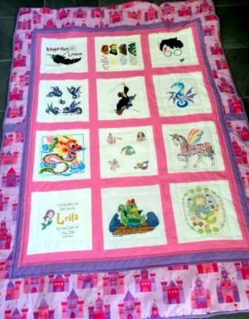 Photo of Leila S's quilt