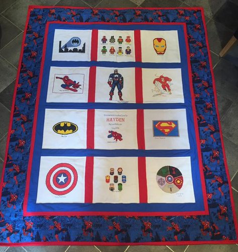Photo of Hayden S's quilt