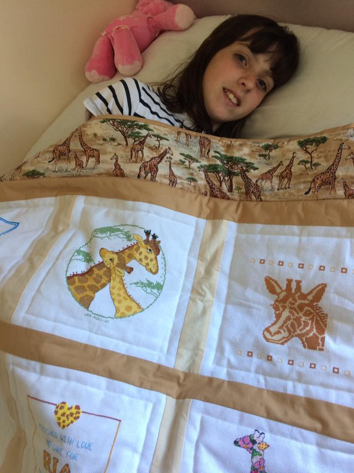 Photo of Ria S's quilt