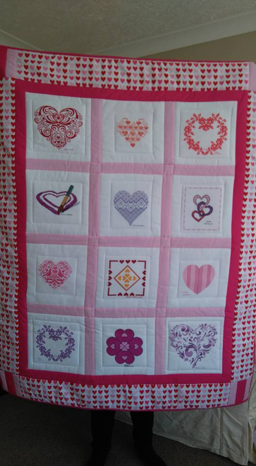Photo of Isabelle C's quilt