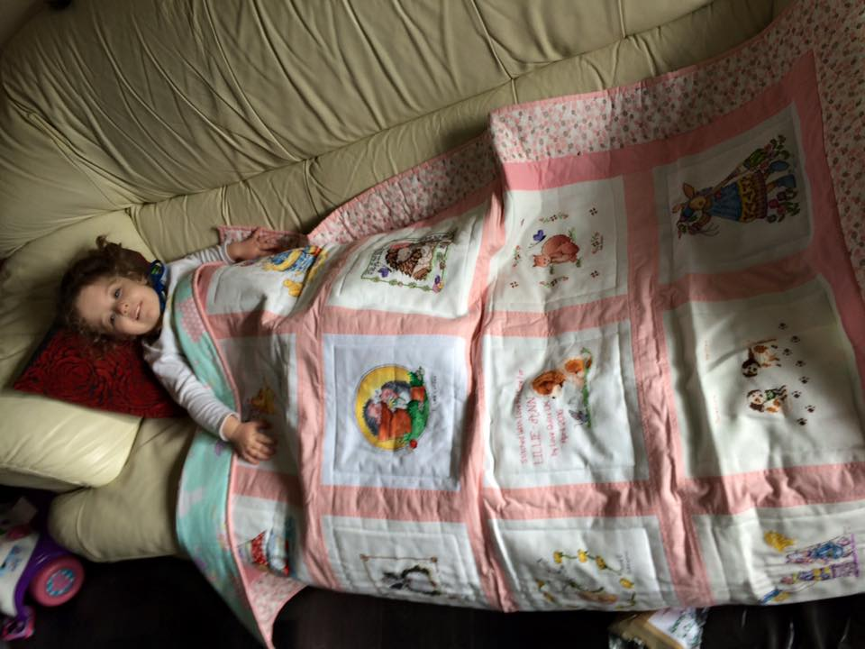 Photo of Lillie-Ann P's quilt