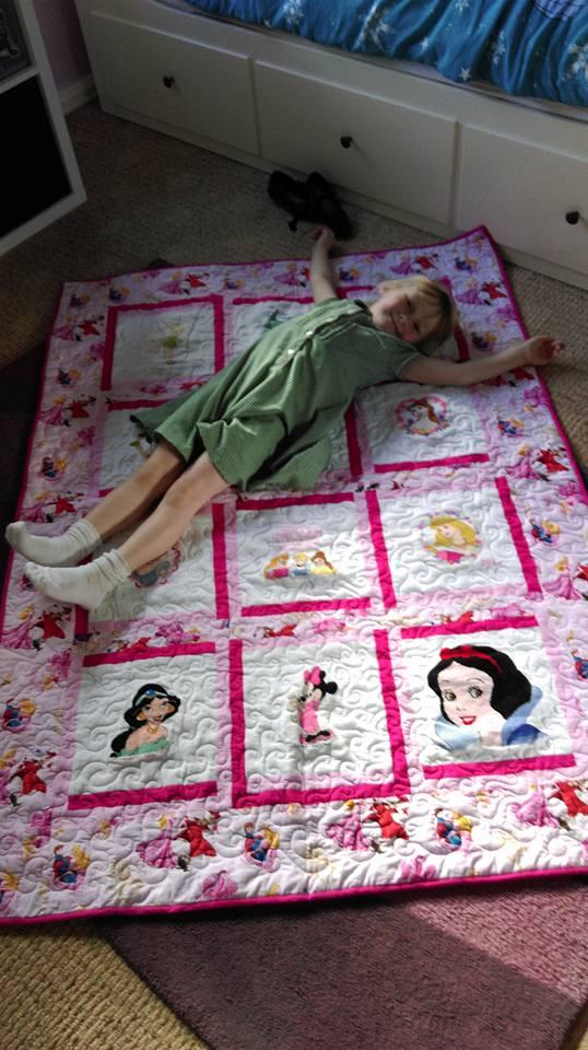 Photo of Imogen F's quilt