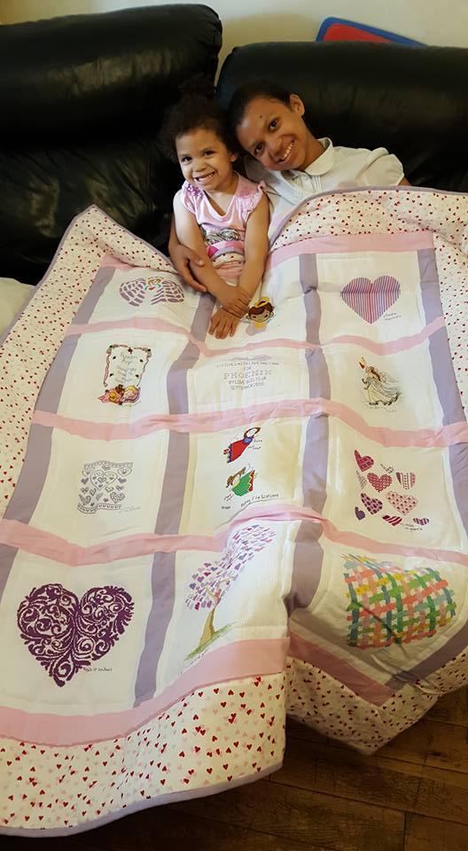 Photo of Phoenix H's quilt