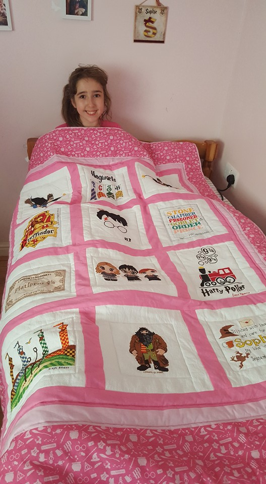 Photo of Sophie G's quilt