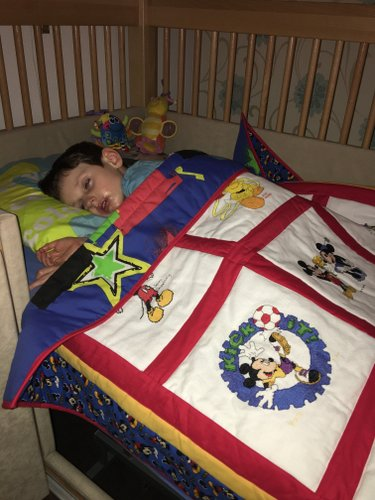 Photo of Cameron C's quilt