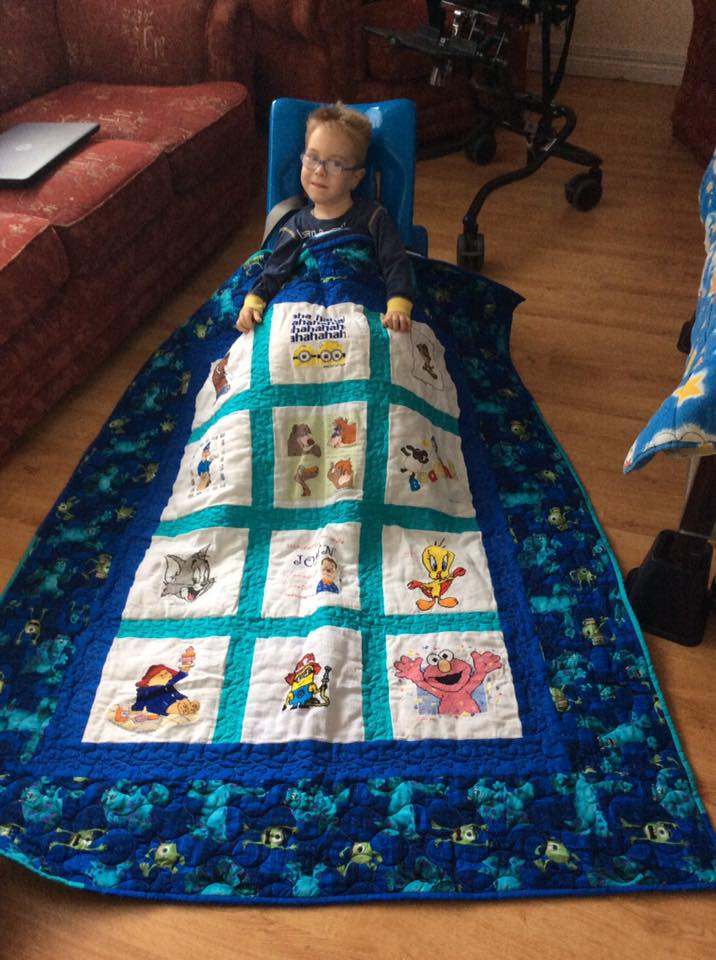 Photo of John M's quilt