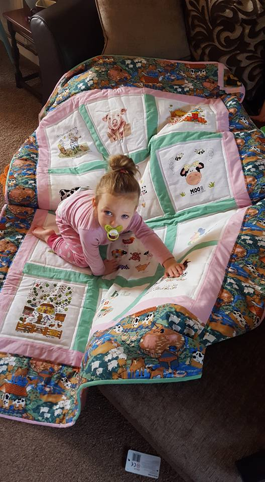 Photo of Paige S's quilt