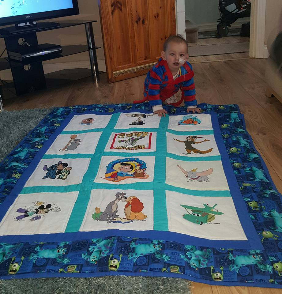 Photo of Frankie L's quilt