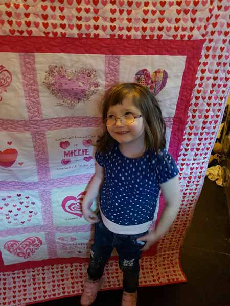 Photo of Millie H's quilt