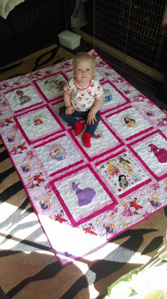 Photo of Annabelle F's quilt