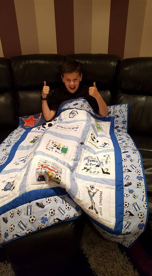 Photo of Connor W's quilt