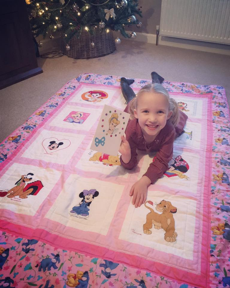 Photo of Chloe D's quilt