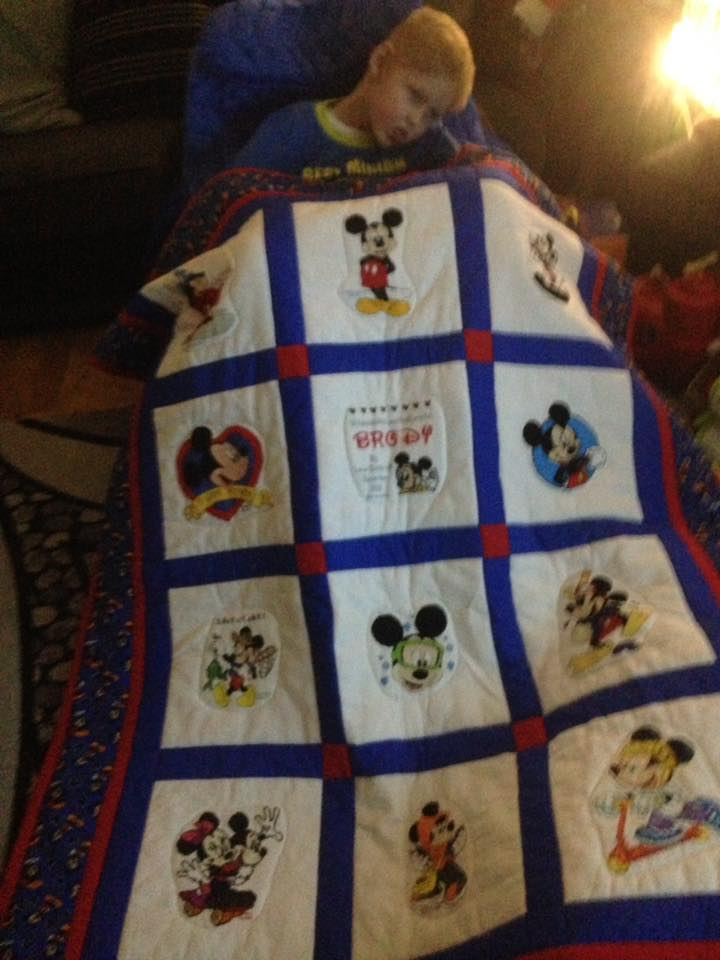 Photo of Brody K's quilt