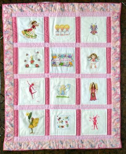 Photo of Fairies and Angels's quilt