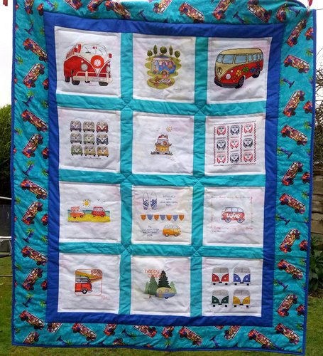Photo of Charlie R's quilt