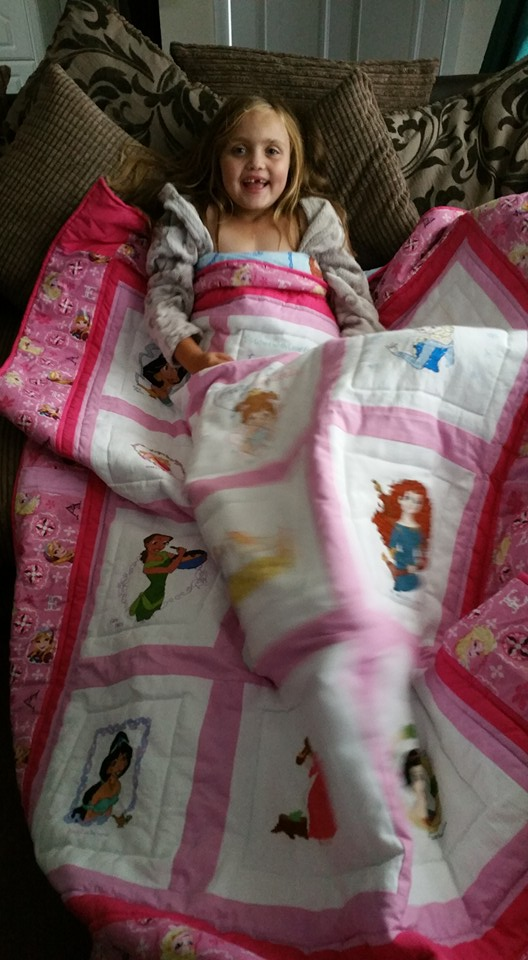 Photo of Jessica R's quilt
