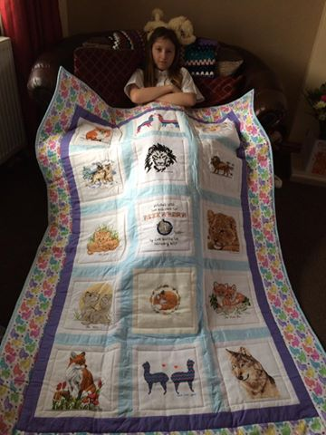 Photo of Alexandra G's quilt