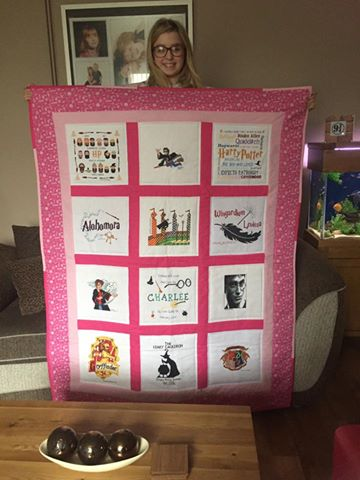 Photo of Charlée M's quilt