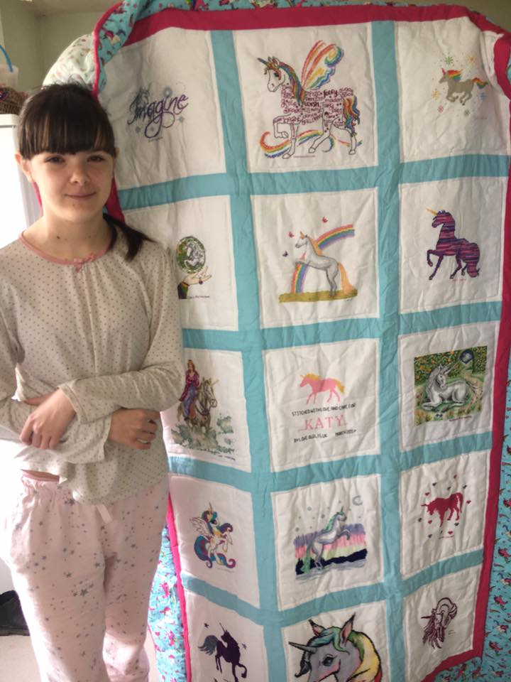 Photo of Katy T's quilt