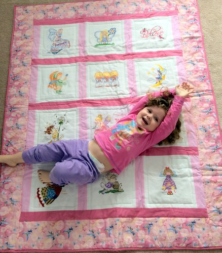 Photo of Talia May C's quilt