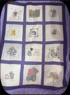 Photo of Olivia B's quilt