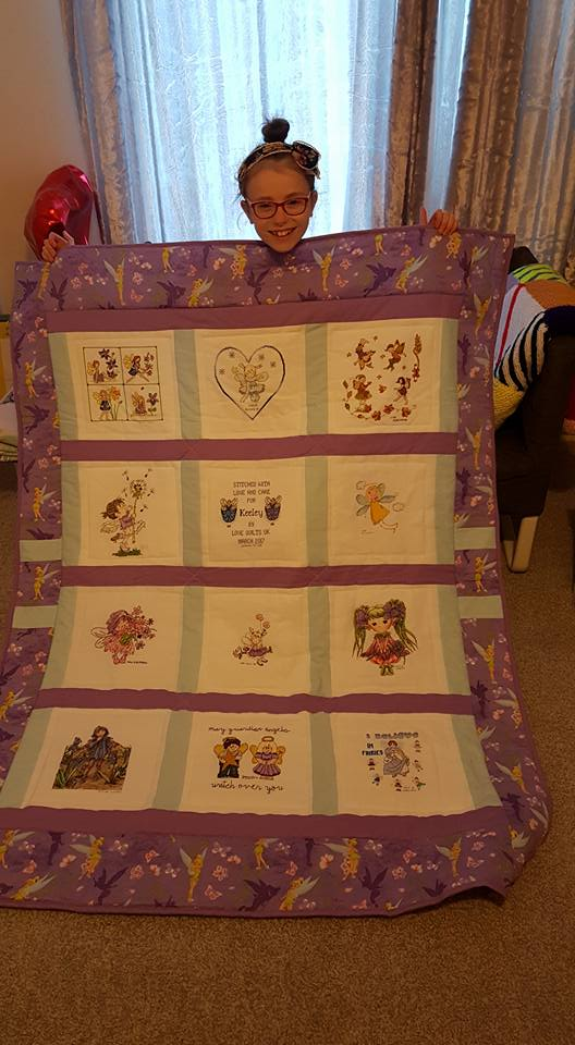 Photo of Keeley B's quilt