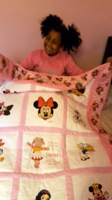 Photo of Sienna H's quilt