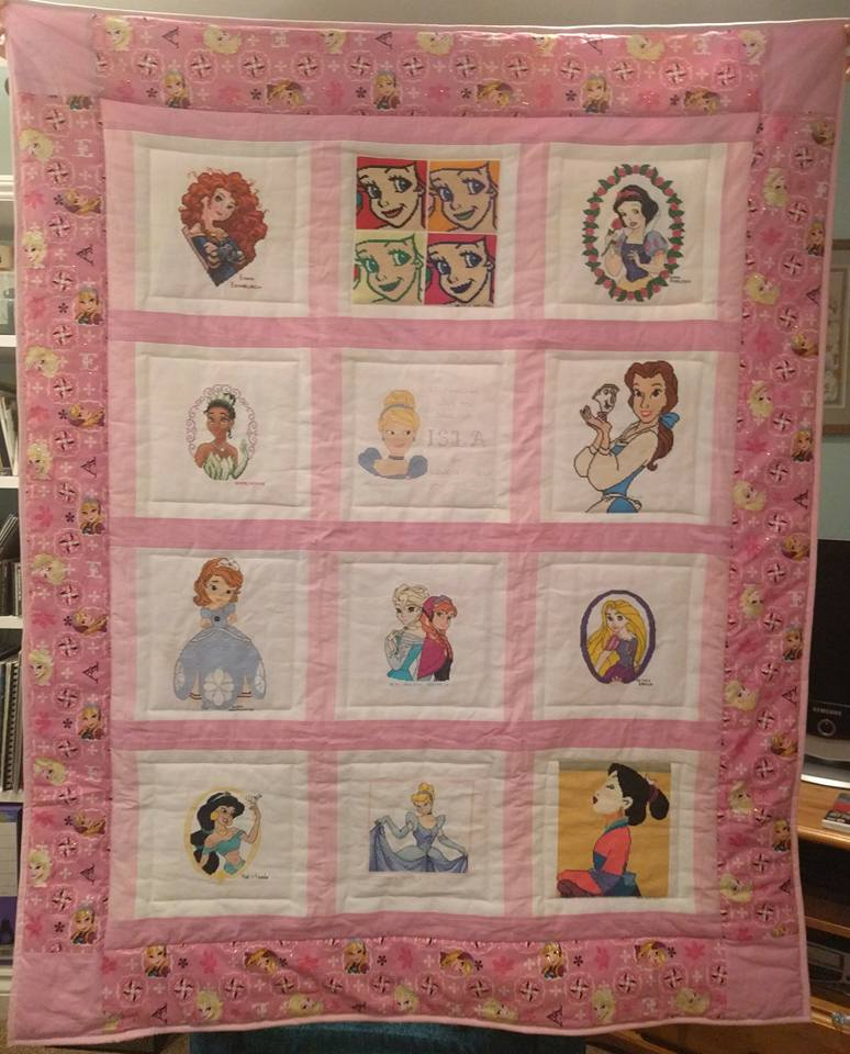 Photo of Isla M's quilt