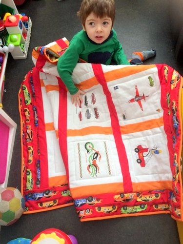 Photo of Malachi L's quilt