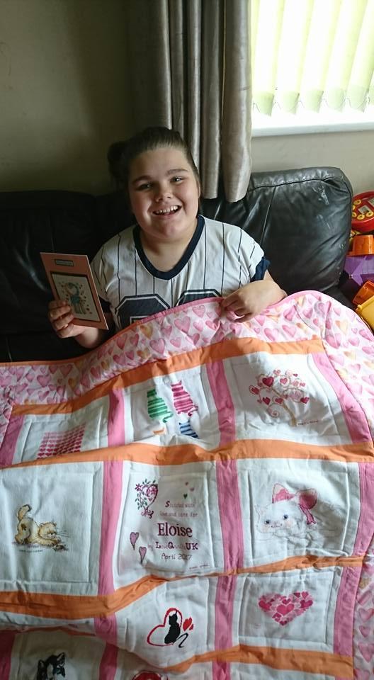 Photo of Eloise L's quilt