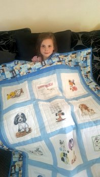 Photo of Shawnaleigh W's quilt