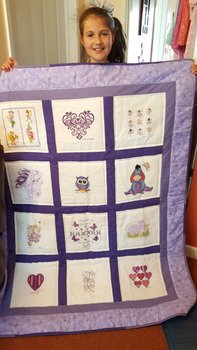 Photo of Hannah W's quilt