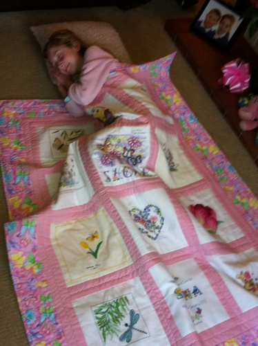 Photo of Shona G's quilt