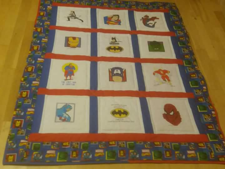 Photo of Kyreese O's quilt