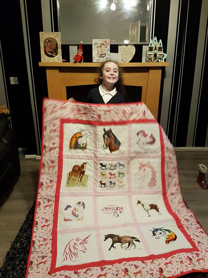 Photo of Jessica F's quilt