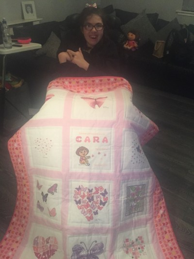 Photo of Cara D's quilt