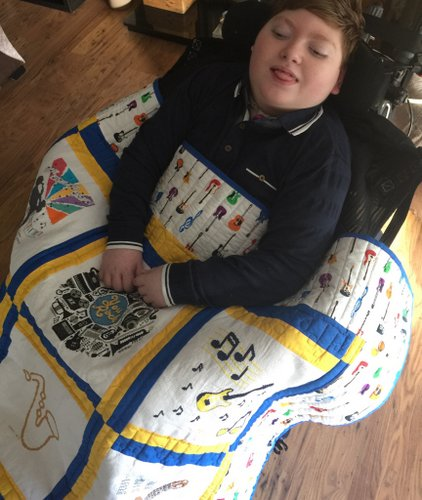 Photo of Joshua S's quilt