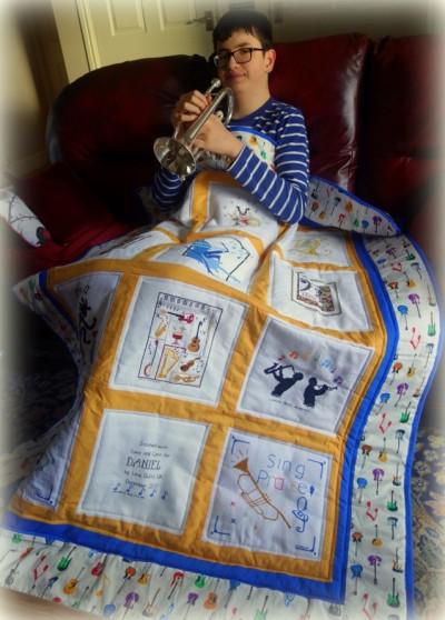 Photo of Daniel R 1's quilt