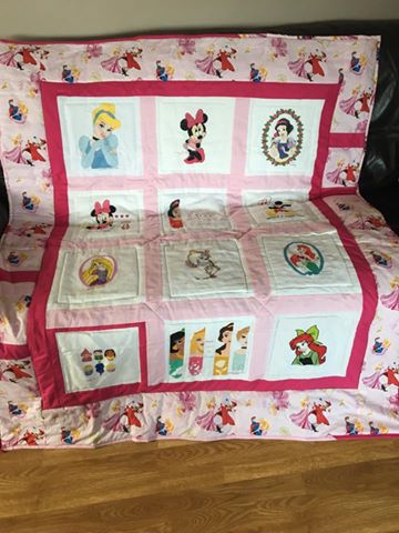 Photo of Daisy B's quilt