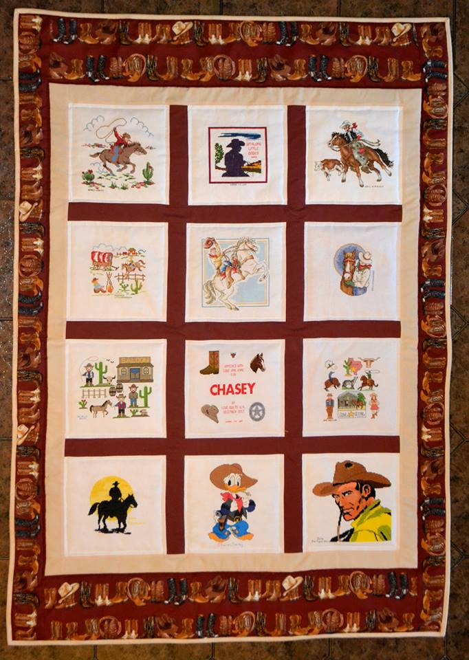 Photo of Chasey O's quilt