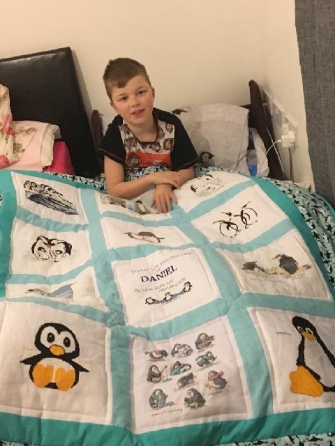 Photo of Daniel R 2's quilt
