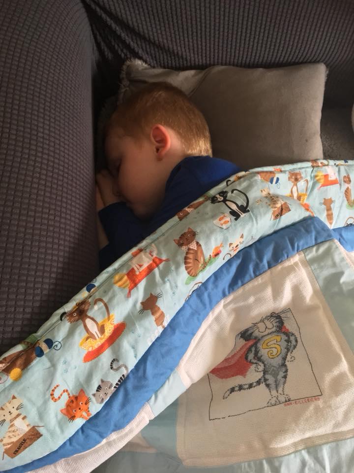 Photo of Noah H's quilt