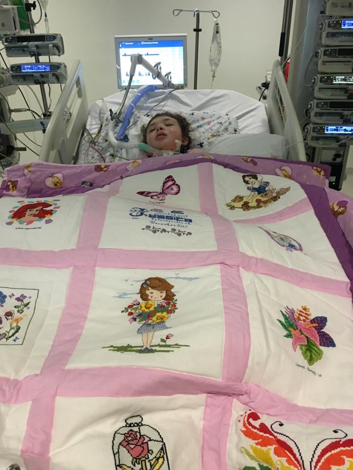 Photo of Jessica R's quilt