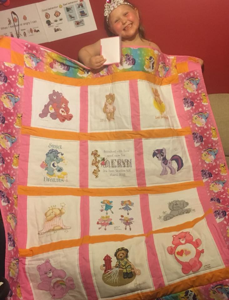Photo of Aeryn M's quilt