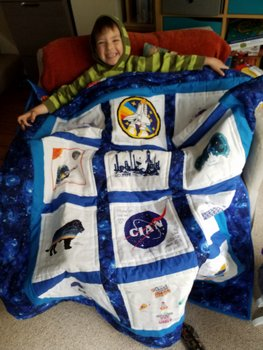 Photo of Cian R's quilt