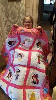Photo of Rebecca-Louise's quilt