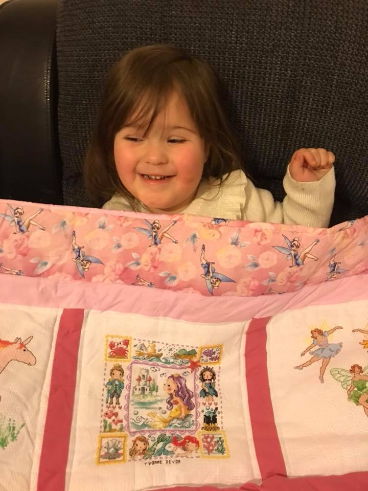 Photo of Ryleigh-Jade's quilt