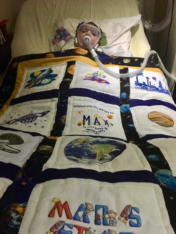 Photo of Max C's quilt