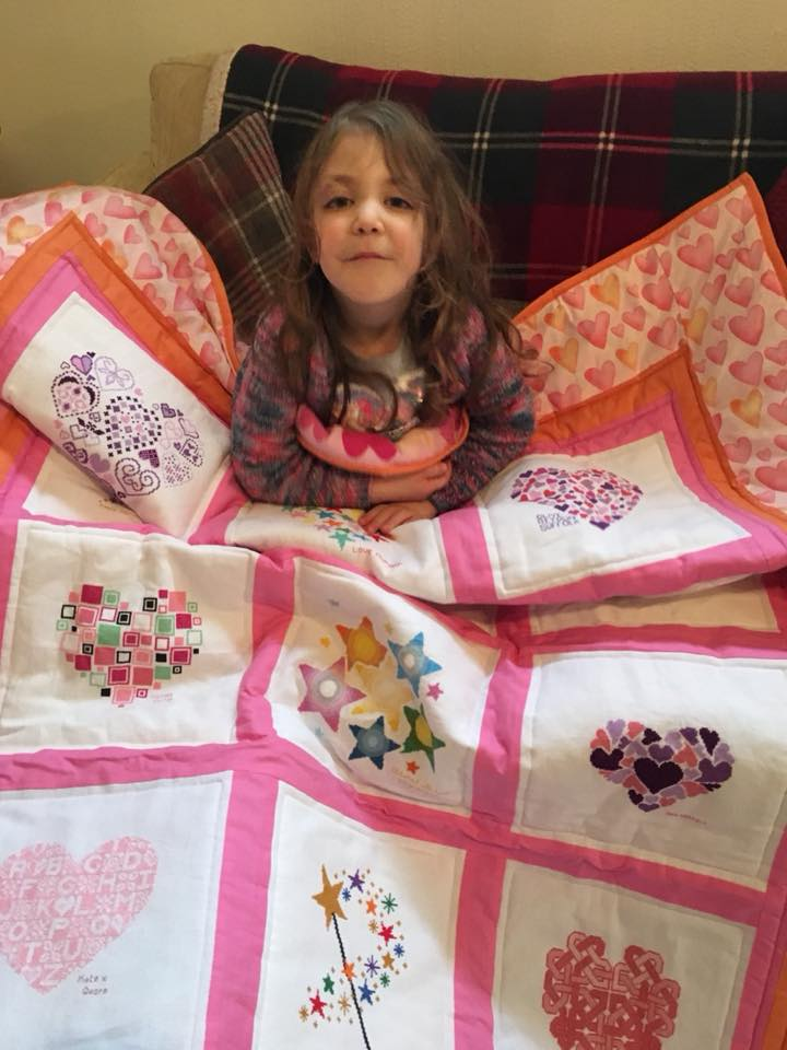 Photo of Layla M's quilt