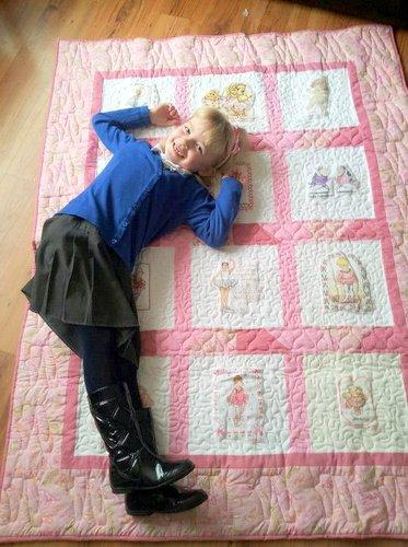 Photo of Jessica S's quilt